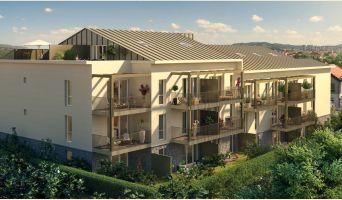 Toulon : programme immobilier neuf « L'Orée des Coeurs » en Loi Pinel