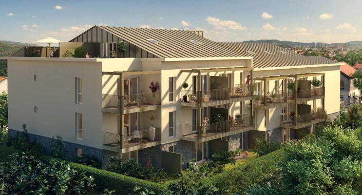 Photo du Résidence « L'Orée des Coeurs » programme immobilier neuf en Loi Pinel à Toulon