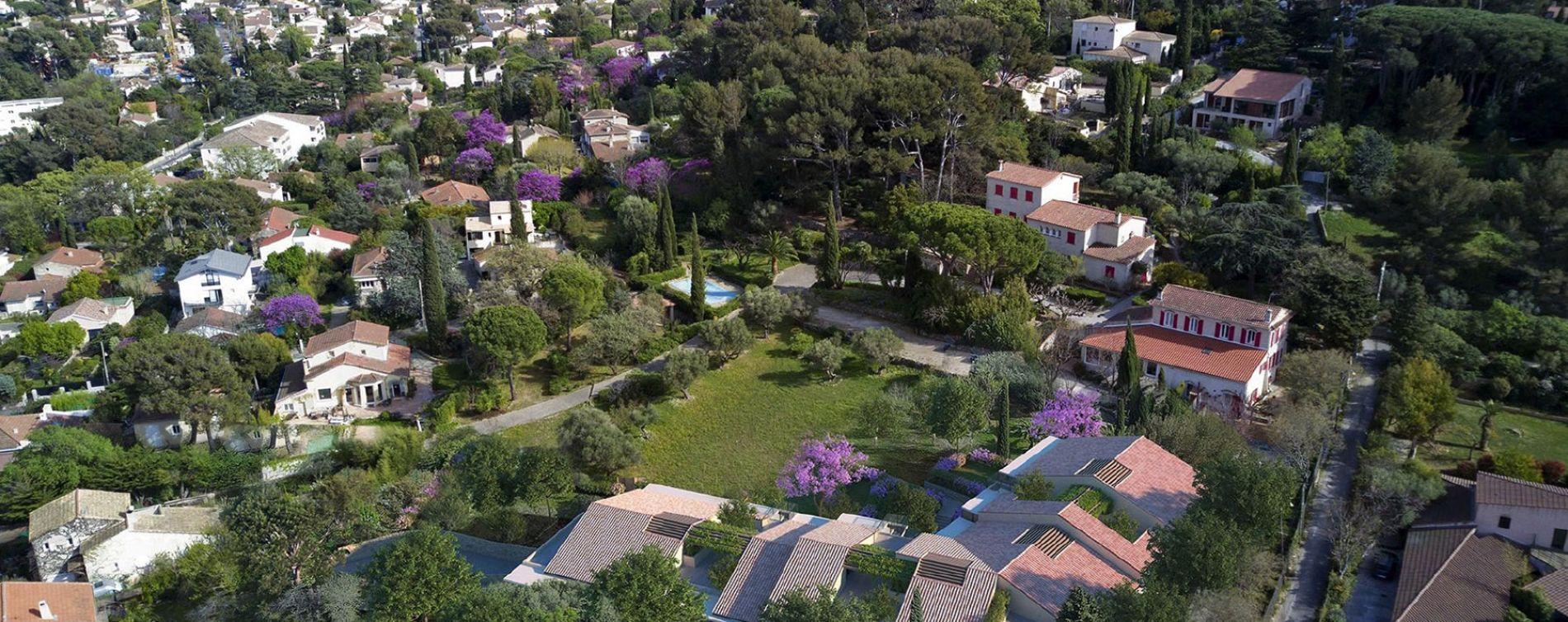 Toulon : programme immobilier neuve « L'ORée du Cap » en Loi Pinel