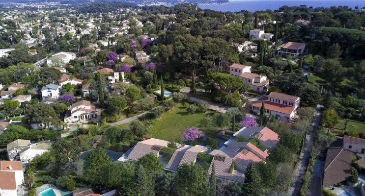 Toulon programme immobilier neuf « L'ORée du Cap » en Loi Pinel