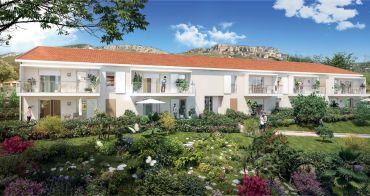 Toulon programme immobilier neuf « Terra Olea » en Loi Pinel