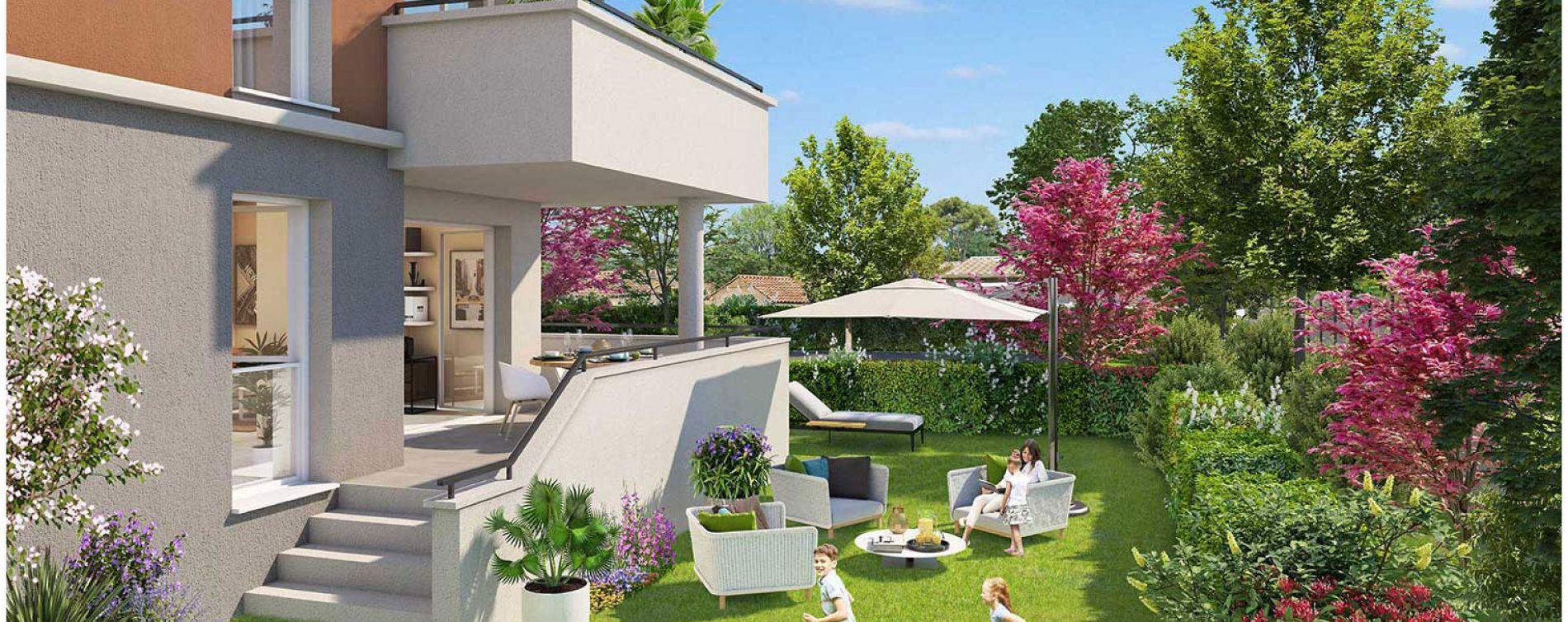 Résidence Les Terrasses de Provence à Avignon