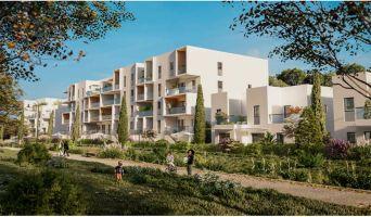 Photo du Résidence « Oxygène » programme immobilier neuf en Loi Pinel à Avignon