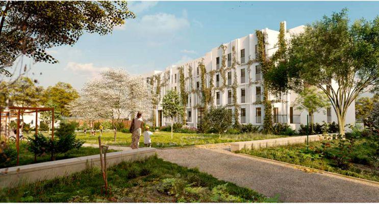Résidence « Oxygène » programme immobilier neuf en Loi Pinel à Avignon n°2