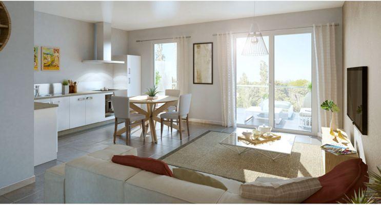 Résidence « Oxygène » programme immobilier neuf en Loi Pinel à Avignon n°3