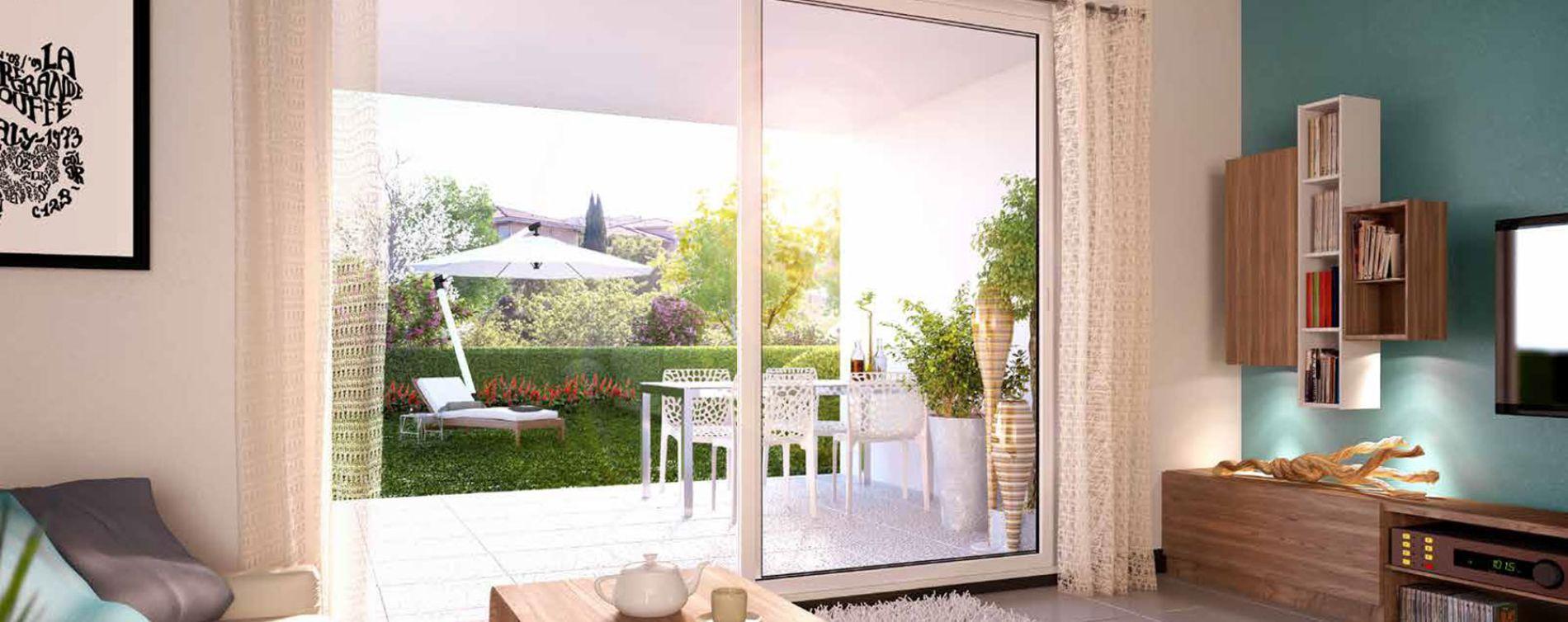 Bédarrides : programme immobilier neuve « Collection Village » en Loi Pinel (4)