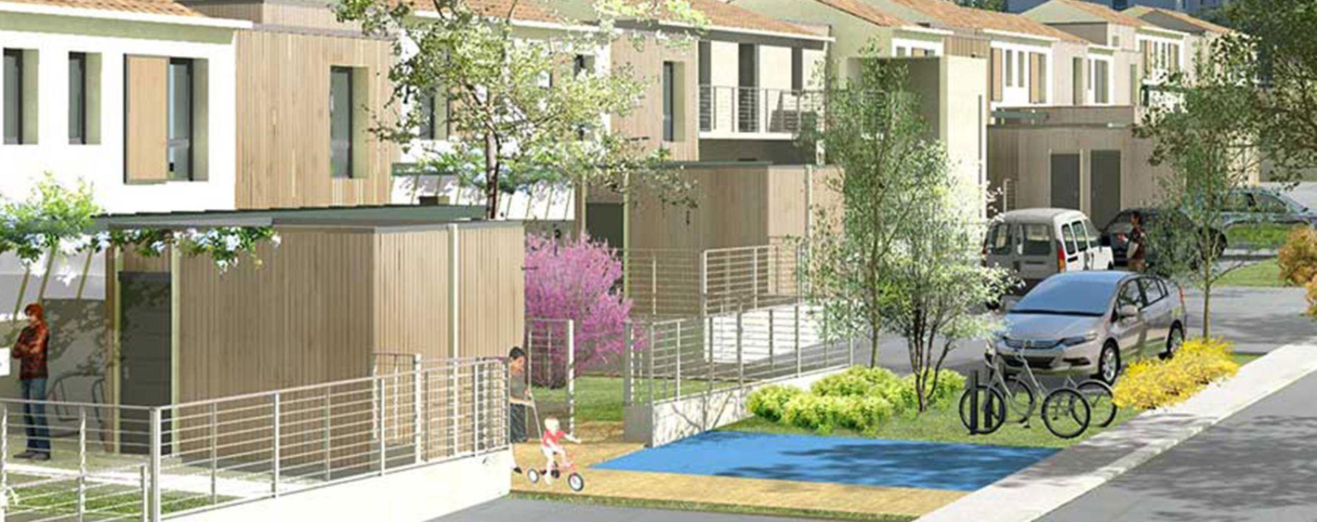 Bédarrides : programme immobilier neuve « La Garrigue »