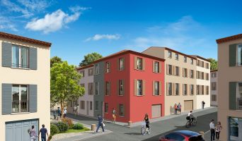 Photo du Résidence « Coeur Saint Louis » programme immobilier neuf à Carpentras