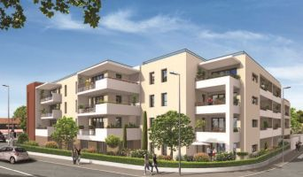Le Pontet programme immobilier neuf « L'Eveil » en Loi Pinel