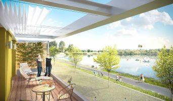 Monteux programme immobilier neuve « Le Patio du Lac » en Loi Pinel