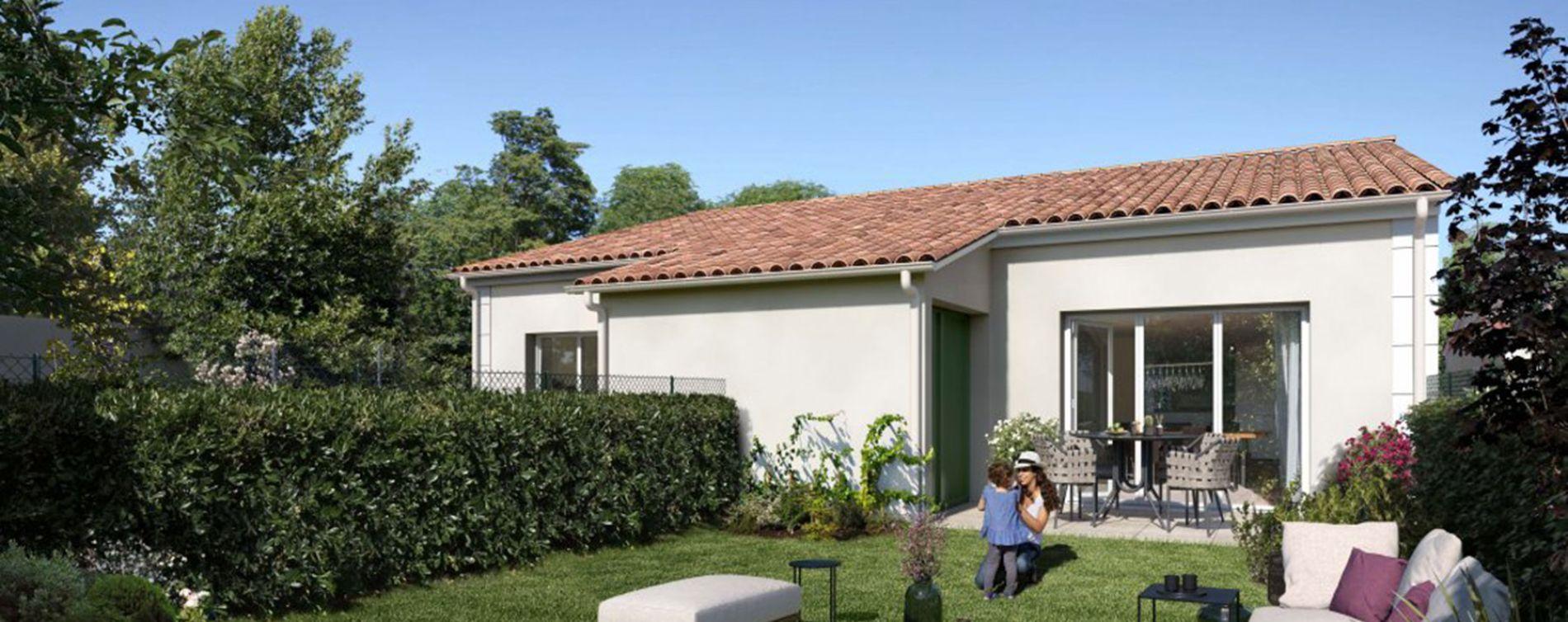 Pertuis : programme immobilier neuve « Luberance » (4)