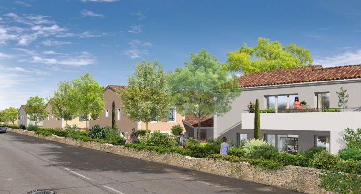 Photo du Résidence « Luberance » programme immobilier neuf à Pertuis